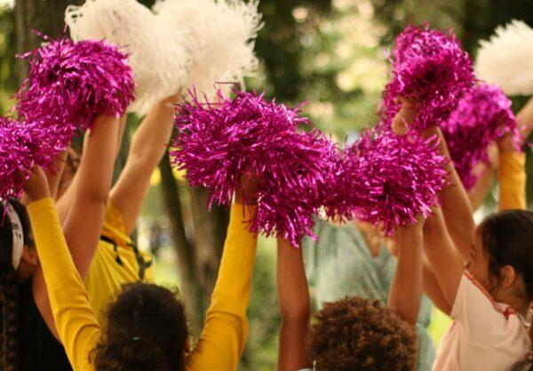 Danse pompom girls