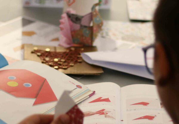 Activités créatives pour les enfants : Origami