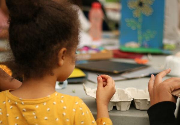 Activités créatives pour les enfants
