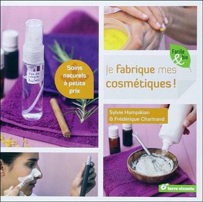Ouvrage de cosmétique bio