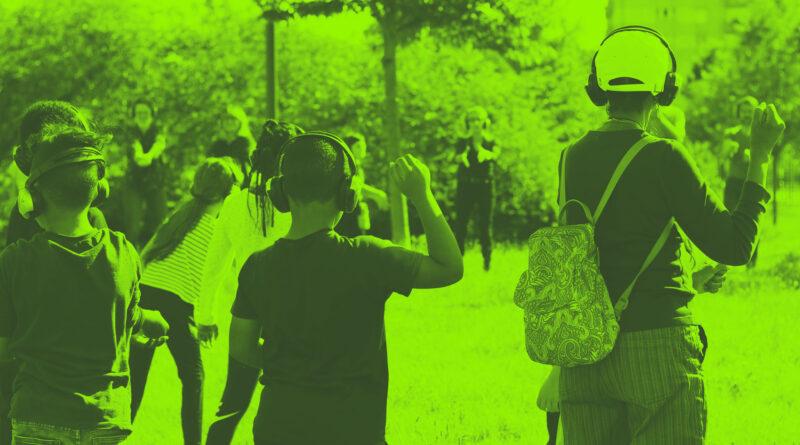 "Cie David Rolland ""Happy Manif"" - POLE-SUD - Festival EXTRAPOLE juillet 2021"